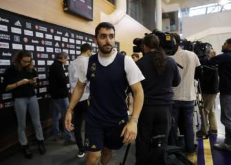 El Madrid juega en Milán a puerta cerrada y con 5 bajas
