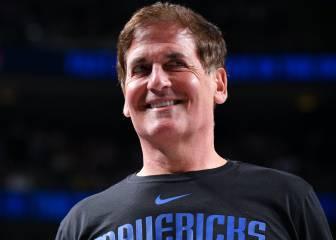 Cuban expresa la ilusión de los dueños de la NBA: volver en mayo