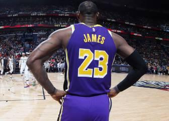 """""""Kobe se convirtió en Jordan y LeBron es la mezcla de los dos"""""""