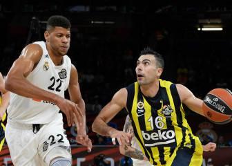 En Grecia hablan de una oferta del Real Madrid por Sloukas