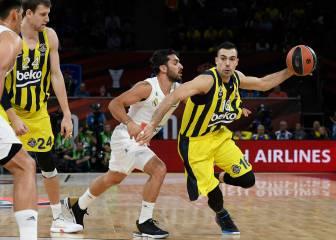 Sloukas, que sonó para el Madrid, jugará en Olympiacos