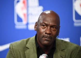 """Michael Jordan alza la voz: """"Nos han vapuleado demasiado..."""""""