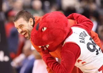 Insectos, dinosaurios, música... ¿Por qué las 30 franquicias de la NBA se llaman así?