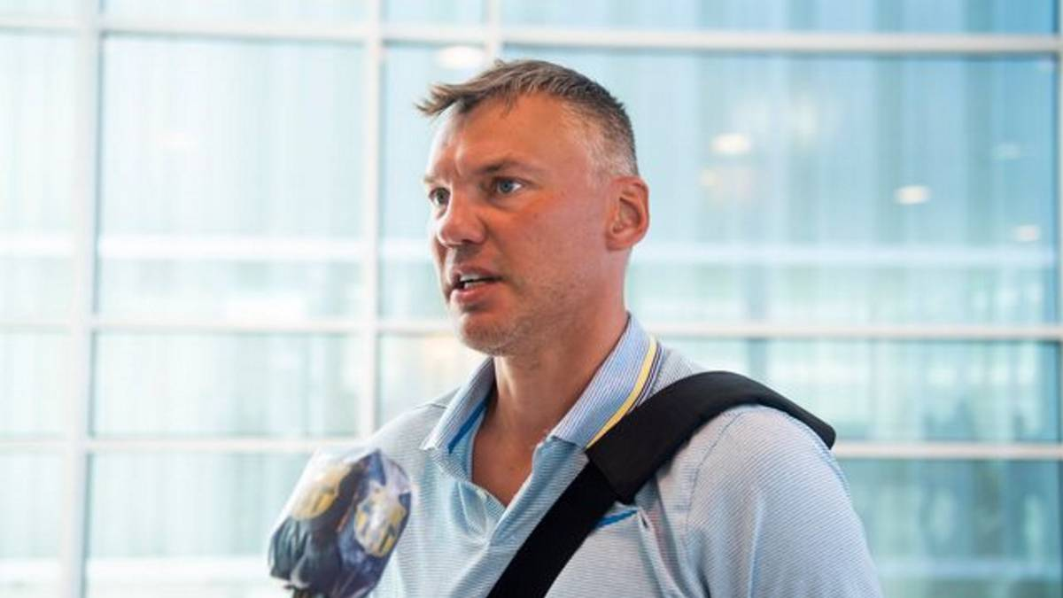 """Jasikevicius:-""""I-really-want-to-start"""""""