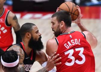 """El cambio físico de Marc alegra a los Raptors: """"Parece un futbolista"""""""