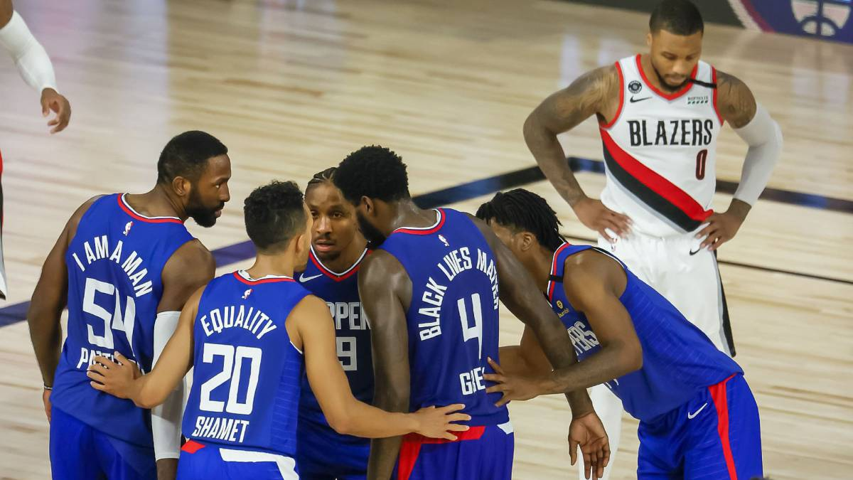 Clippers-disrespect-troubled-Blazers