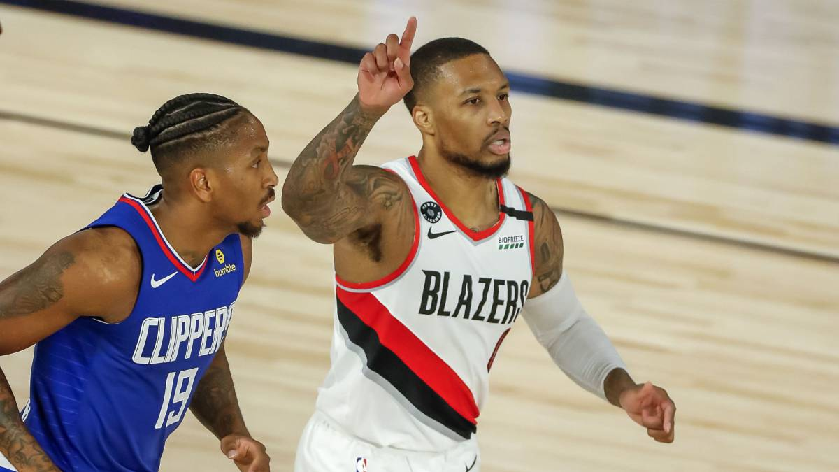 "Lillard:-""I-already-sent-Beverley-and-George-home-it-hurts"""