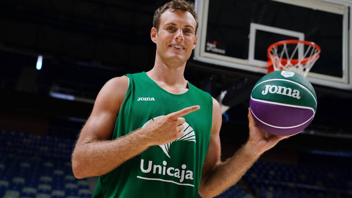 """Abromaitis:-""""Unicaja-is-one-of-the-best-places-in-Europe-to-play"""""""
