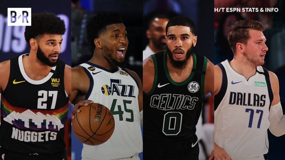 Doncic-Tatum-Murray-and-Mitchell:-the-youngsters-take-command