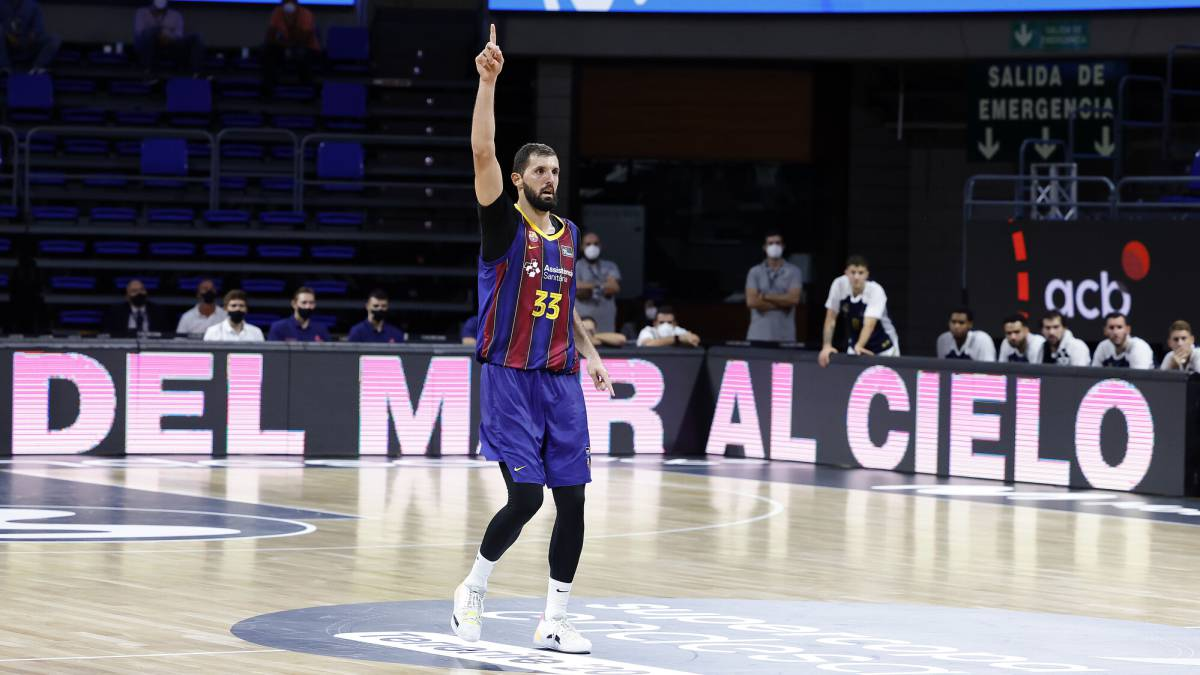 Barça's-1x1:-Mirotic's-roar-is-not-enough