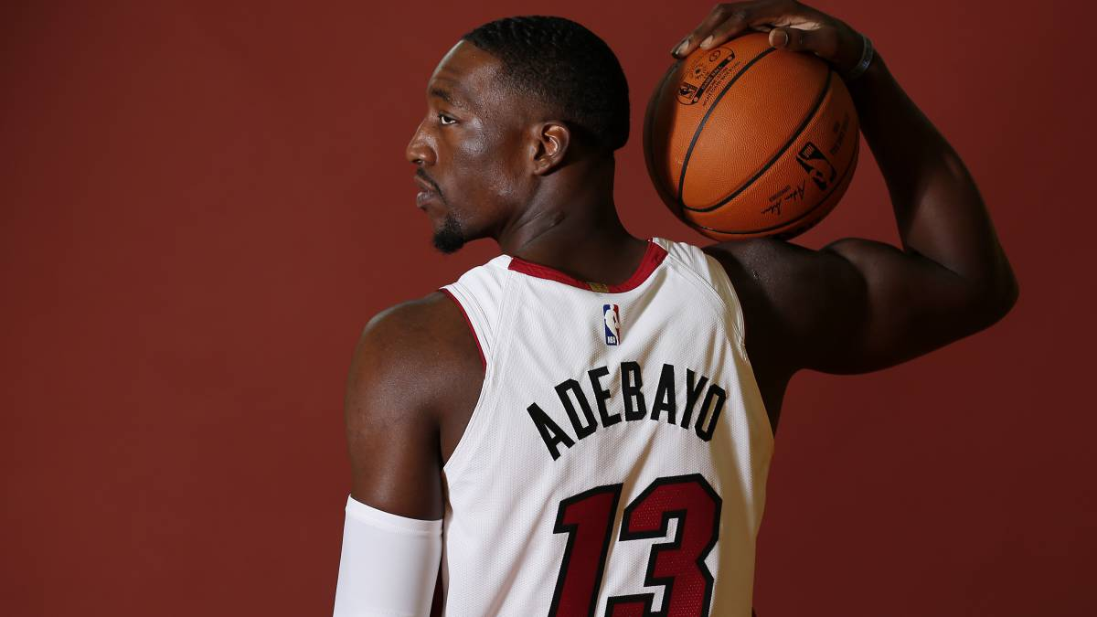 From-a-caravan-to-the-All-Star:-Adebayo-is-the-soul-of-the-Heat