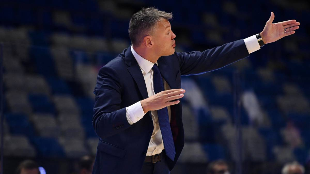"""Jasikevicius:-""""At-last-we-are-men-and-not-immature"""""""