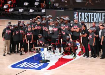 Adebayo hace de Shaq y mete a los Heat en las Finales de la NBA 1
