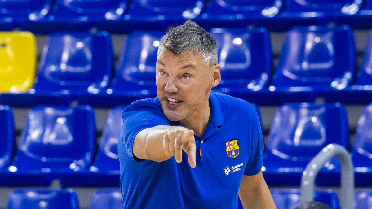 Jasikevicius-recovers-but-a-Barça-player-tests-positive