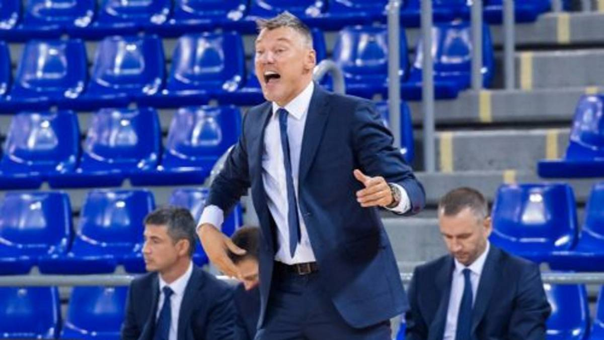 """Jasikevicius:-""""I-had-two-or-three-days-badly-but-I-am-now-recovered"""""""