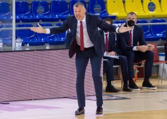 "Jasikevicius: ""Me hubiese gustado haber jugado así en Vitoria"""