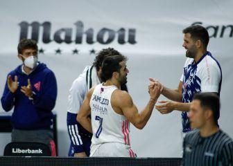 El Real Madrid agradece a Campazzo su profesionalidad