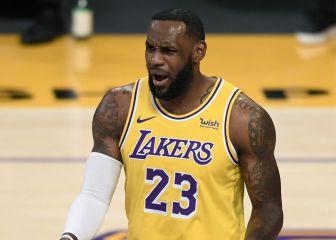 Lakers - Mavericks, en directo: LeBron vs Doncic por Navidad 1