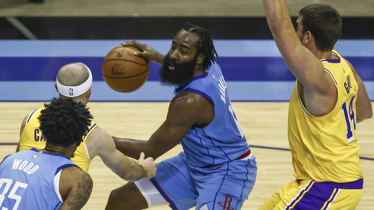 Los-Angeles-Lakers-more-leaders;-James-Harden-more-disconnected