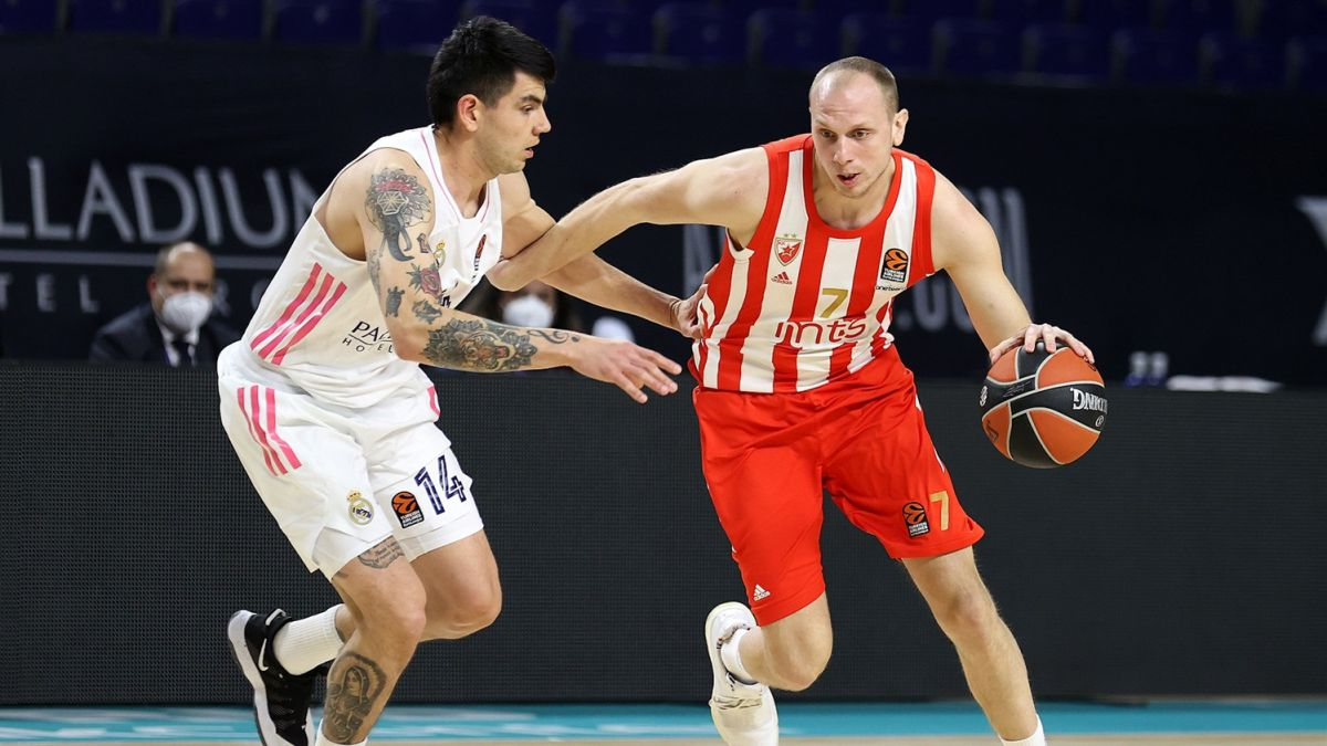 Summary-and-result-of-Real-Madrid---Red-Star:-Euroleague