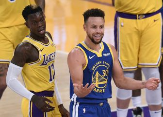 Steph Curry remonta y desbarata a unos Lakers demasiado confiados