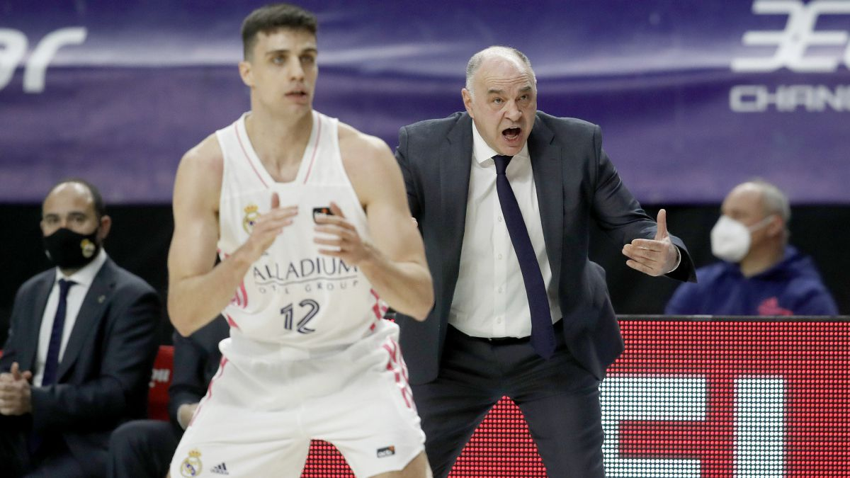 """Laso-dispels-any-doubts:-""""I-want-to-continue-at-Madrid"""""""