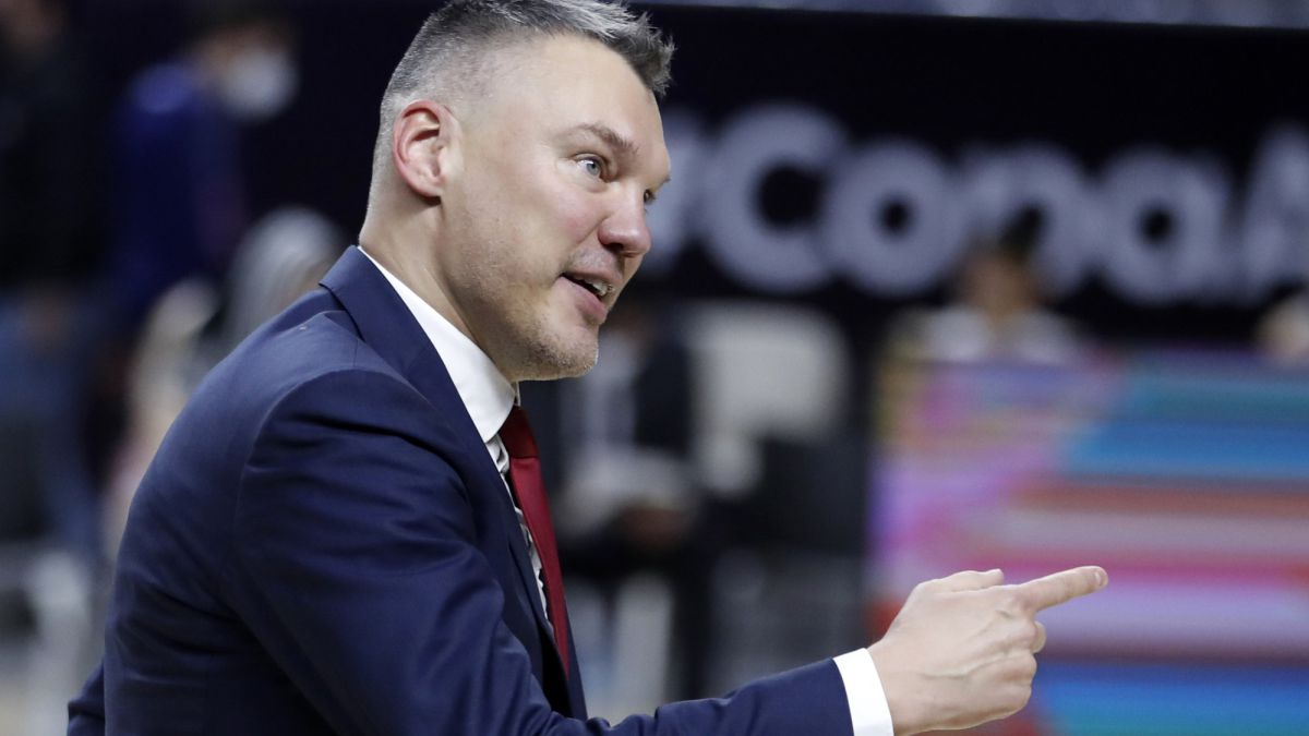 """Jasikevicius:-""""Pau-is-going-to-give-us-leadership-and-experience"""""""