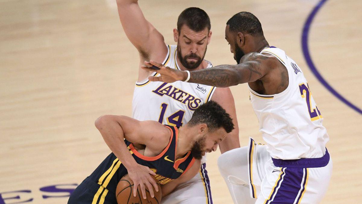 The-Lakers-seek-revenge-and-crush-the-Warriors