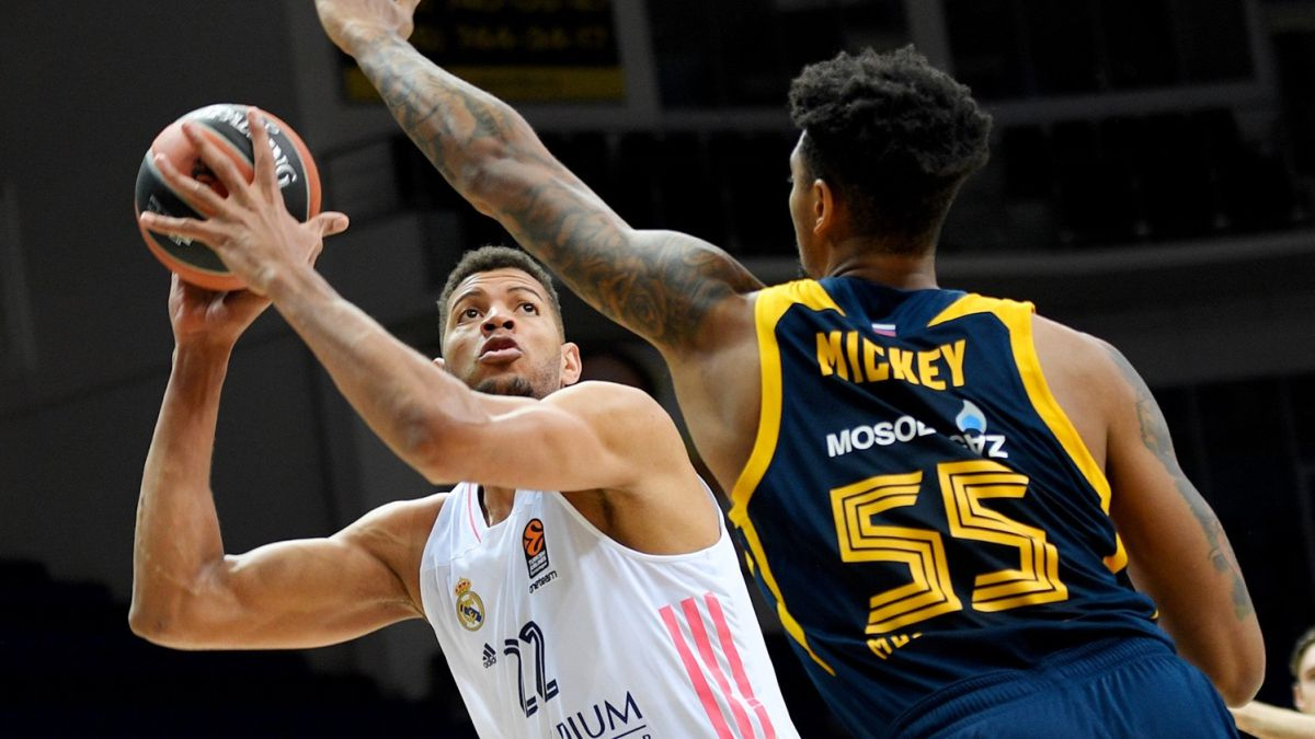 Summary-and-result-of-Khimki---Real-Madrid:-Euroleague