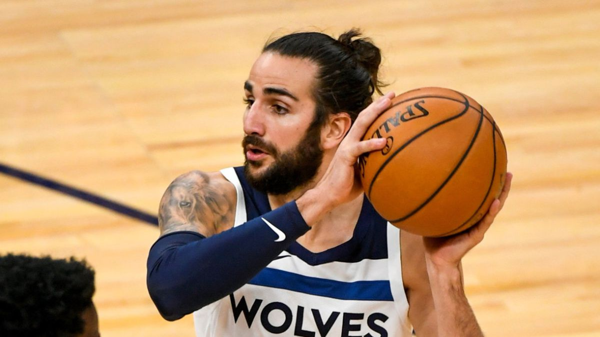 """Ricky-Rubio-tough-on-his-team:-""""We-are-not-building-anything"""""""