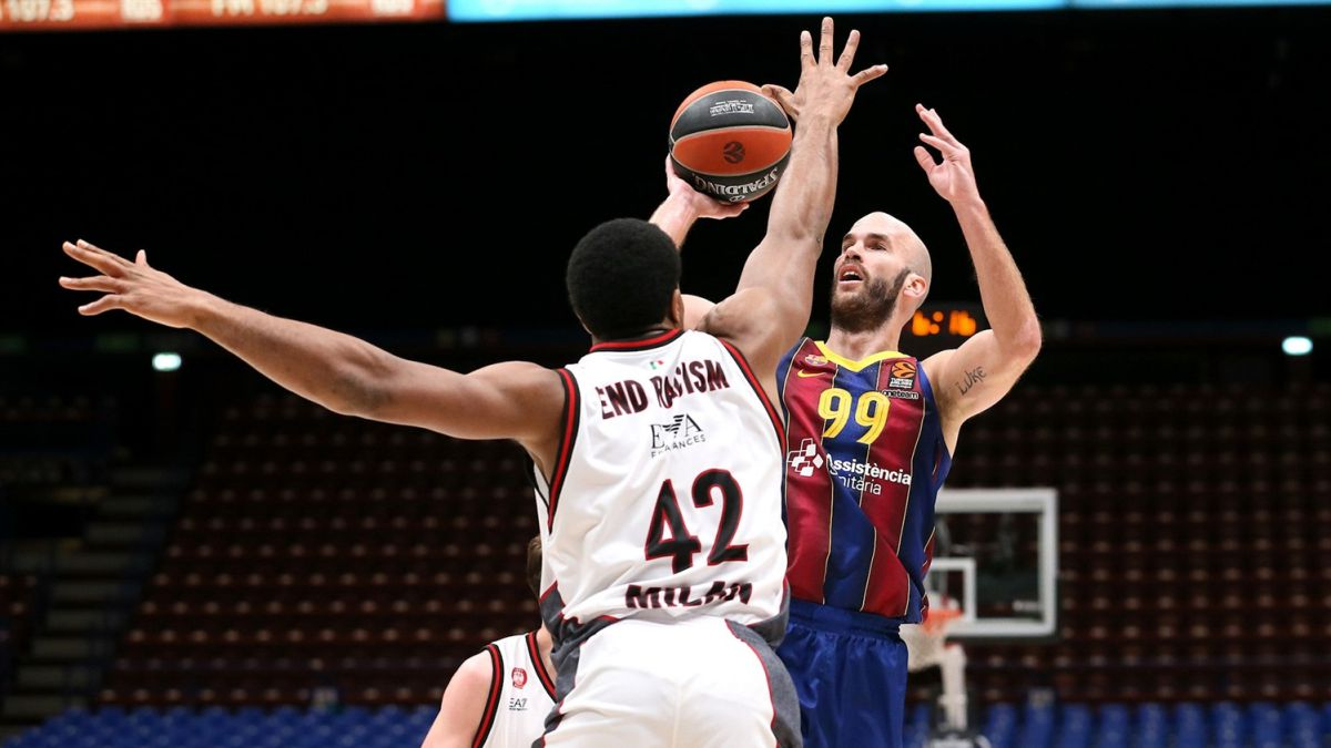 Summary-and-result-of-Milan---Barcelona:-Euroleague