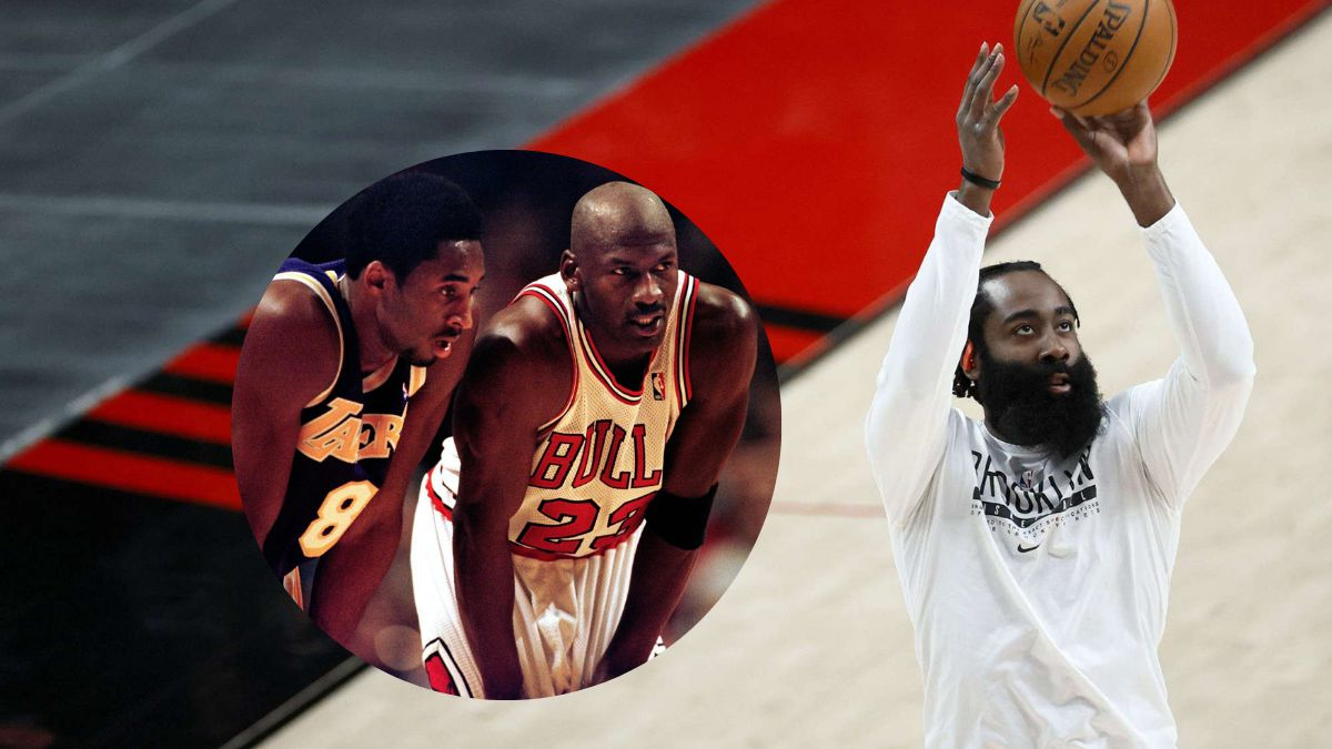 """Barkley:-""""Jordan-and-Kobe-couldn't-do-what-Harden-does-in-attack"""""""