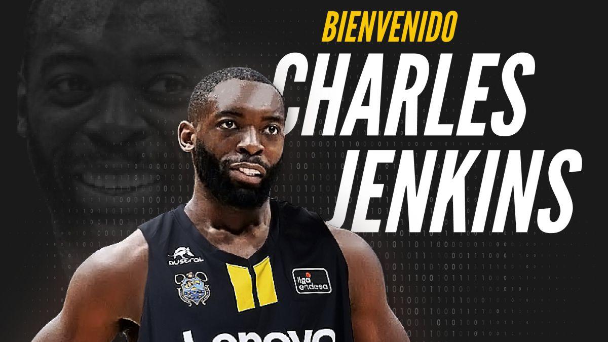 Euroleague-reinforcement-for-Lenovo-Tenerife:-Charles-Jenkins