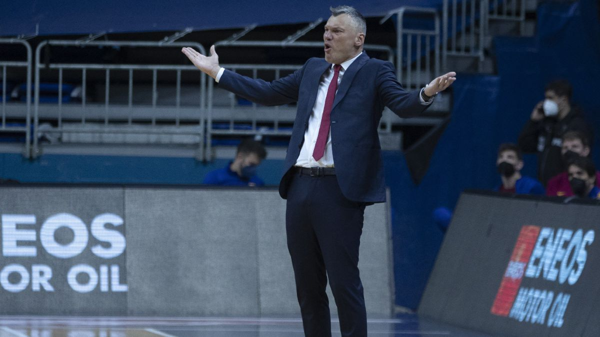 """Jasikevicius-and-Deck's-departure:-""""Madrid-will-adapt"""""""
