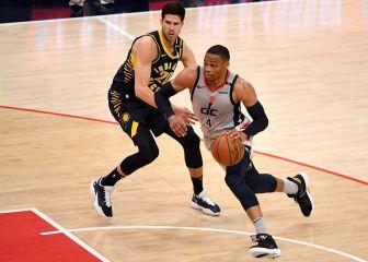 Westbrook sí, Sabonis no: los Wizards vuelven a playoffs 1