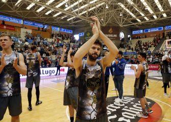 Adiós al baloncesto de Uriz, el mejor compañero posible