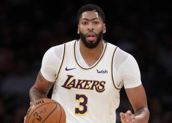 La depresión de los Lakers por Davis iguala la eliminatoria 1