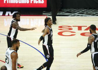 Terance is the Mann y con él los Clippers al fin rompen su barrera