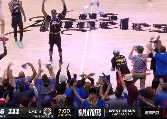 Los Clippers hacen historia: remontada de 25 puntos y pase a la final del Oeste