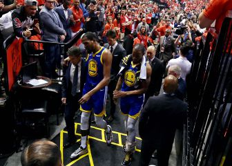 Lesiones malditas que costaron anillos en la NBA: Durant, Magic, Westbrook, Nowitzki…