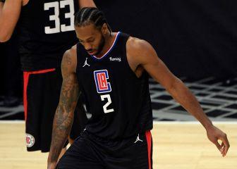 Kawhi Leonard, enfadado con el personal médico de los Clippers