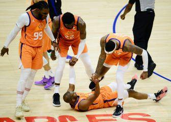 Pura NBA: los Suns, del infierno al cielo en sólo dos temporadas