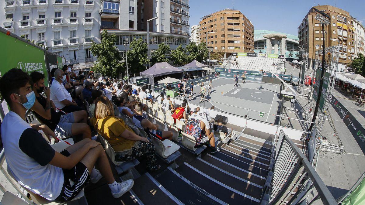 Herbalife-3x3-Series-kick-off-show-in-Madrid