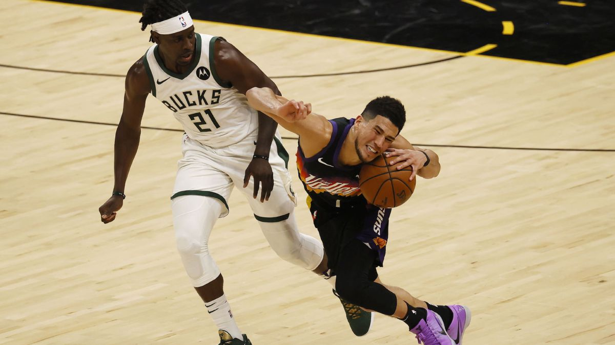 Hell-Made-Defender:-Jrue-Phoenix-Suns-Nightmare