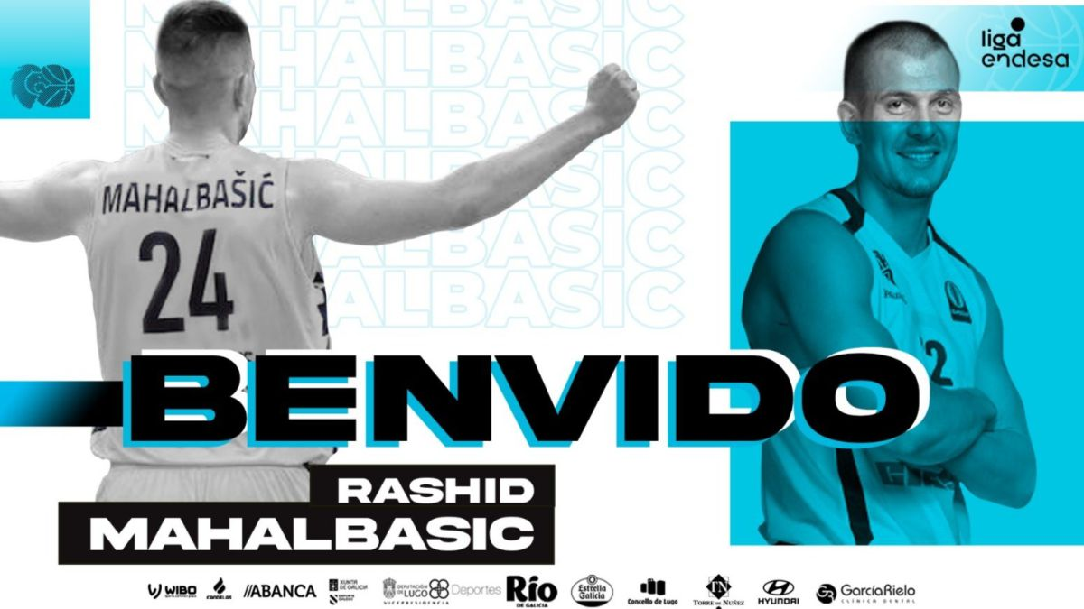 Mahalbasic-returns-to-the-Endesa-League:-he-will-play-in-Breogán