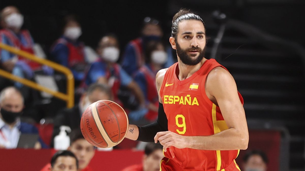 Ricky Rubio goes to the Cavaliers