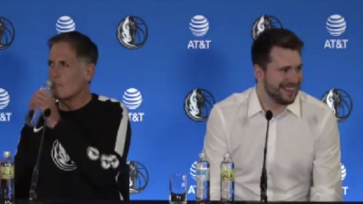 """Doncic-and-the-207-million:-""""I-still-haven't-bought-anything-..."""""""