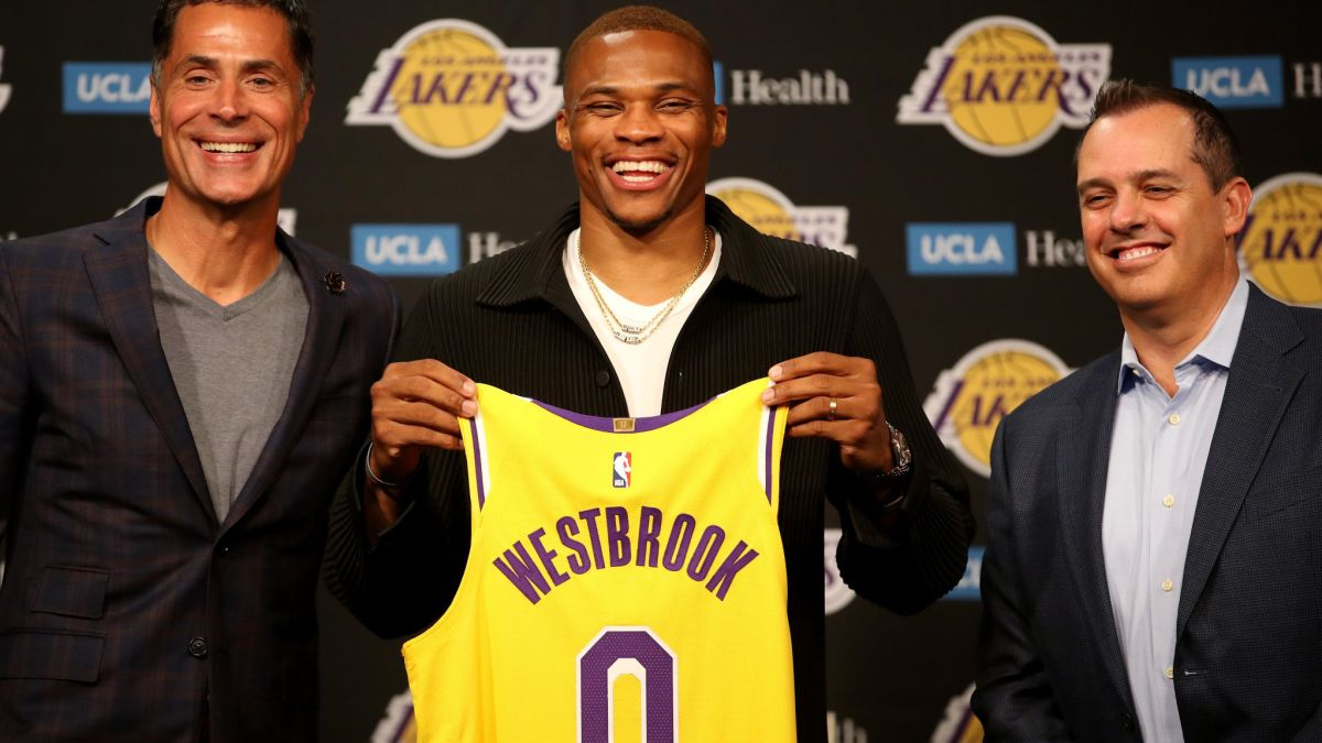 """Westbrook-and-the-Lakers:-""""It-seems-unreal-...-I'll-take-Kobe-with-me"""""""