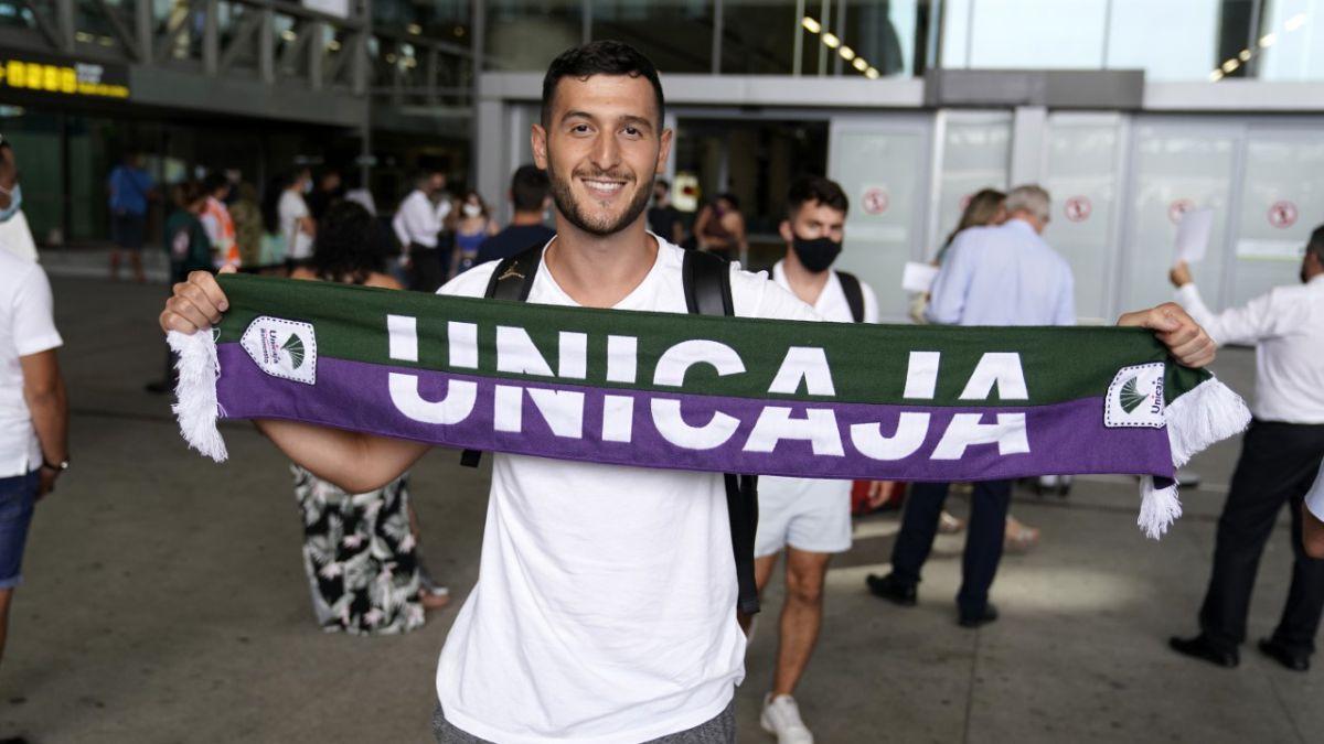 Unicaja-returns-Marco-Spissu-for-not-passing-the-medical-exam