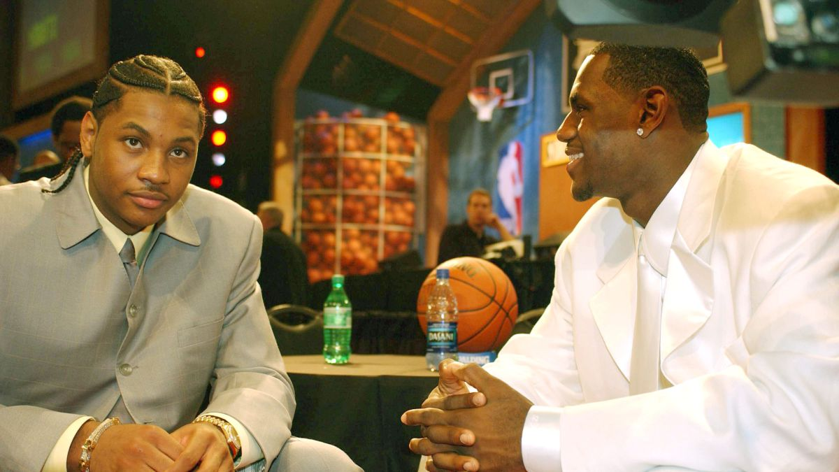 LeBron-and-Carmelo-are-left-alone:-the-end-of-a-magical-Draft